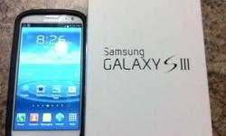 Want to sell my white Samsung Galaxy S3 32GB. The phone