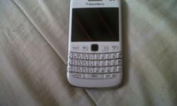 Hi,I got a white blackberry 9790 for sale,the phones