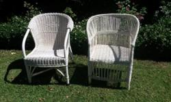 These chairs do not match.  Price R300 each or 2 for