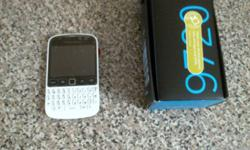 its a 9720 white curve, brand new sealed. its urgent