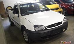 Ford Bantam 2007 1.6i XLT Excellent reliable condition