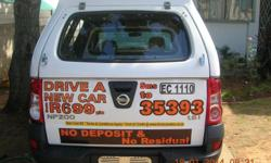 Now you can drive a brand new 2014 car or bakkie with