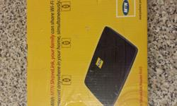 MTN B683 wi-fi router for sale, not network locked.