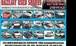 LIST OF CARS STRIPPING FOR SPARES HYUNDA SANATA HYUNDAI