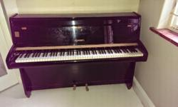 Got an antique piano for sale It does need attention
