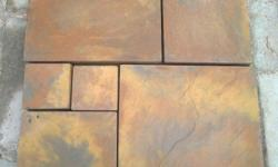 Paving slabs R19.50 450X450/600X600 R27.50,We
