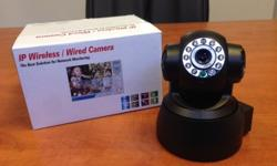 HI I BOUGHT 5 X WIRELESS IP CAMERAS OF GROUPON FOR R900