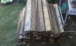 loose wooden pallets-120 pieces