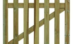 We manufacture on order!!!! Picket Fencing, Fencing