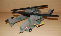 Wooden Toys - Army/Millitary Rooi Vallk Chopper Price