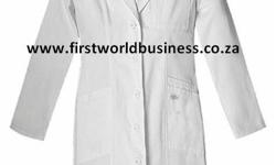 Free Delivery on all orders,. Work Lab Coats on