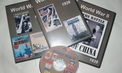 (6) World War II Movies - 1939 224 FREE Posters on CD
