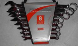 new Disen Combination Wrench Set (Rind and open End) 6,