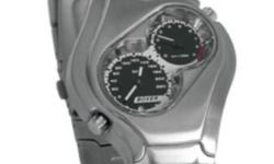 WUNDERLICH BMW BOXER R1200 NUMBERED WATCH. AS NEW IN