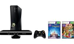 Almost brand new 360 console for sale plus controls -