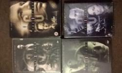 XFILES TV SERIES BOXSETS INCLUDED ARE SOME VERY RARE