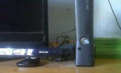 R3800 ONCO XBOX 360 4GB WITH 1X CONTROL KINECT 7