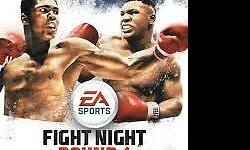 Hello im selling these xbox360 games : fight night