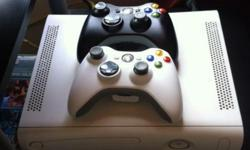 Selling my xbox 360 plus 25 games ( hitman and