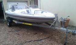 Yamaha 200 Ski Boat with trailer Recently serviced