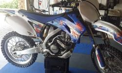 - Yamaha , 2008 with 20 hours - 4 stroke engine - Tyres