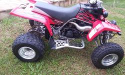 YAMAHA BANSHEE 350cc (2007)   Good condition and good