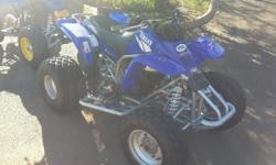 Motor overhauled on both quads one by nicks cycles and
