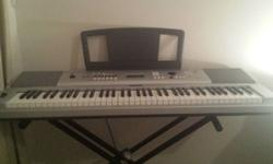 Selling my Yamaha DCG230 76 Key Portable Keyboard with