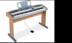 Soort: Pianos Yamaha DGX-630 Digital Grand Piano for