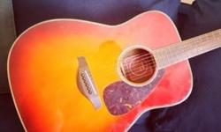 Looking to sell my Yamaha Acoustic to fund a new Cort