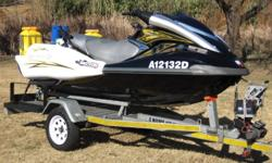 2007 Yamaha Fx 160 High Output with Full Fishing Rig