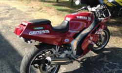 Hi, I have a FZR 400 in good all round condition for