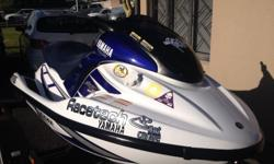 LIKE NEW Yamaha GP800R ONLY 21Hours!!!!! FULL Service