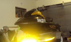 Yamaha Wave Runner GP1300 R Model : 2008 Condition :