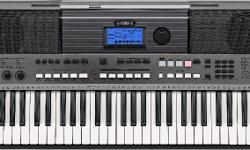 Hi there I have a brand new Yamaha PSR E443 for sale.