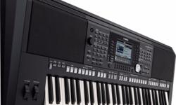 Brand new Yamaha PSR S950 for sale. Comes with a full 1