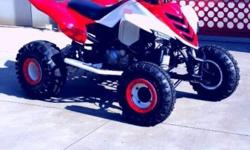 Yamaha raptor 700 limited edition ,, bike is in mint