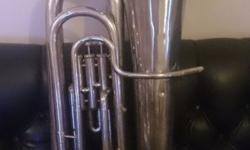 Up for sale is my Yamaha Bb Tuba, model 102, 3/4 size