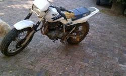 Hi i have a yamaha TW 200 FOR SALE NOT STRIPING TAKE