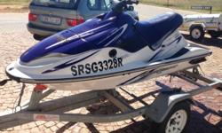 I AM SELLING A VERY CLEAN WATER READY 1999 YAMAHA 800