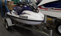 This is our top two stroke Waverunner available! It is