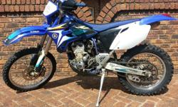 2006 Yamaha WR450F: R28000-00 This bike is in great