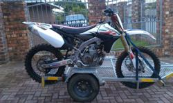 450f with only 55 as per the ECU. In excellent