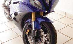 2011 Registered Yamaha R6 Engine seized Great bike when