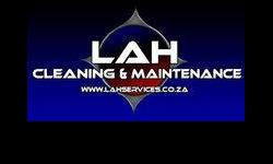 Beskrywing L.A.H Cleaning & Maintenance cc is a