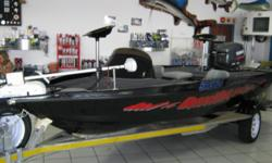 Beskrywing 15ft6 Bass King for sale 1 x 130HP Yamaha