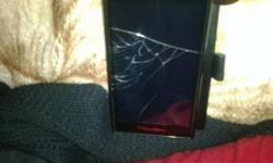 The phone is 3months old but the screen cracked.......