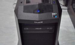 Selling the following pc tower only, Specs- Zalman Z11