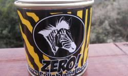 ZERO! Black Lead Stove Polish Renovator dressing now