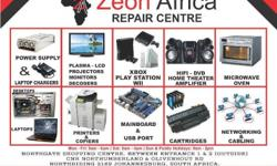 Zeon Africa Repair Center is fully committed to meeting